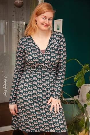 Makerist - Kleid Festgeflüster von Nähkind aus Viskosejersey  - 1