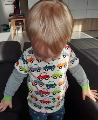 Shirt Simon für meinen Sohn