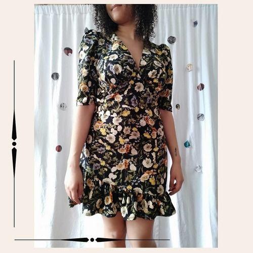 Makerist - Robe Laurine fleurie - Créations de couture - 1
