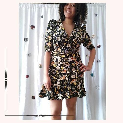 Makerist - Robe Laurine fleurie - Créations de couture - 2
