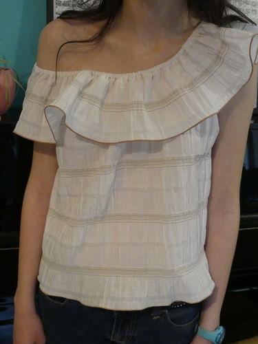 Makerist - Patron de top ou robe fille et teens Carpe Diem - Créations de couture - 1