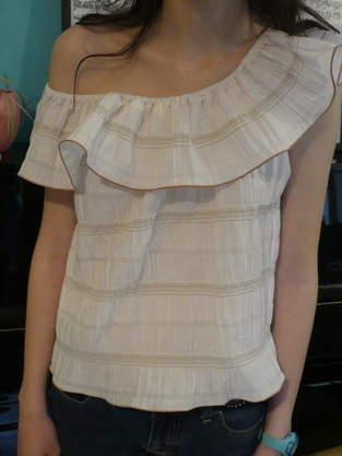 Makerist - Patron de top ou robe fille et teens Carpe Diem - 1