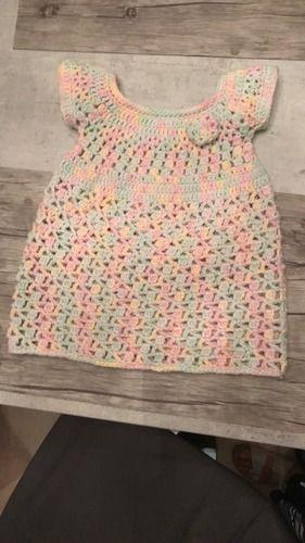 Makerist - Robe 👗 au crochet  - Créations de crochet - 1