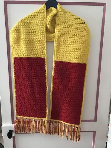 Makerist - Écharpe 🧣  - Créations de crochet - 1