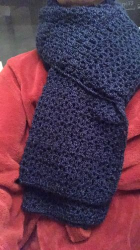 Makerist - Écharpe  - Créations de crochet - 1