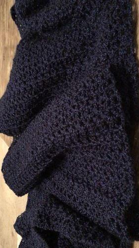 Makerist - Écharpe  - Créations de crochet - 2