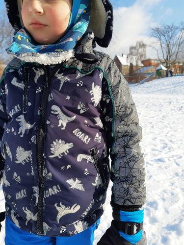 Makerist - Unsere treue Winter-/Frühjahrsjacke - Nähprojekte - 1