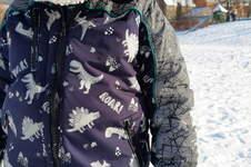 Makerist - Unsere treue Winter-/Frühjahrsjacke - 1