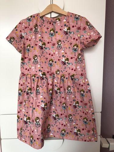 Makerist - Knopfhemd als Kleid  - Nähprojekte - 1