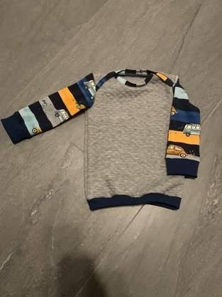 Baby Basic Shirt in Größe 80