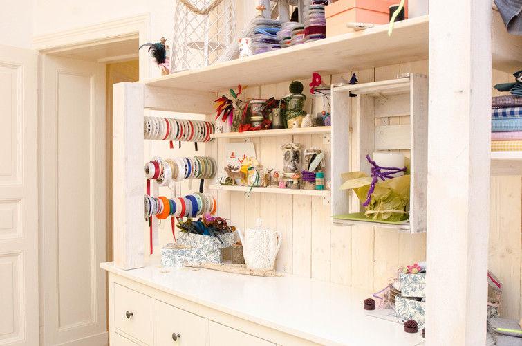 Makerist - Regal der schönen Dinge - DIY-Projekte - 1
