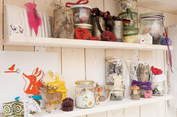 Makerist - Regal der schönen Dinge - DIY-Projekte - 3