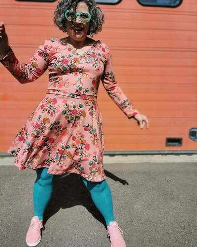 Makerist - Robe Elvira  - Créations de couture - 1