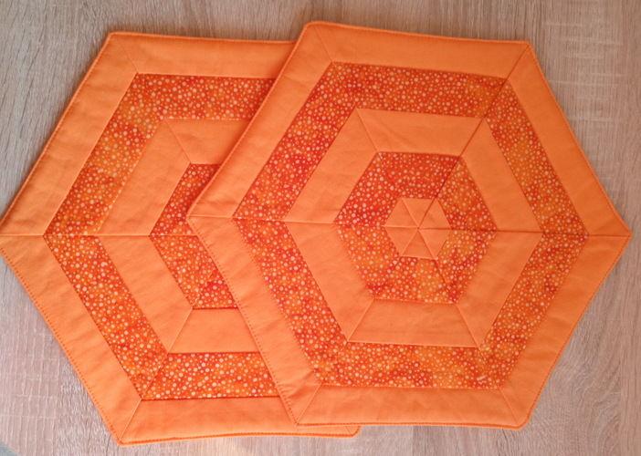 Makerist - Platzdeckchen fürs Schlafzimmer - Patchwork-Projekte - 1