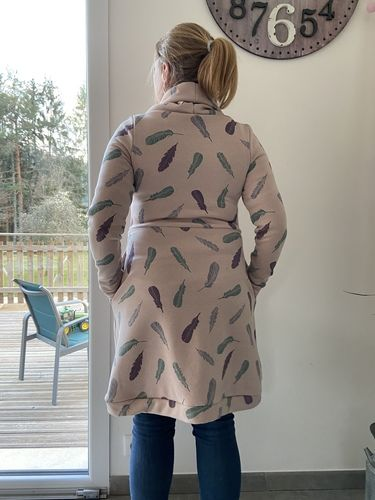 Makerist - Robe cocon  - Créations de couture - 1