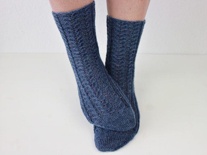Makerist - Socken Herzlein - Strickprojekte - 2