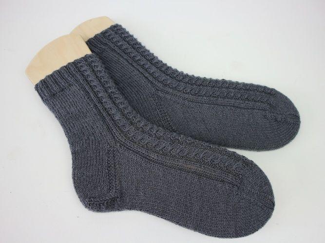 Makerist - Socken Herzlein - Strickprojekte - 3