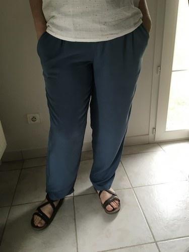 Makerist - Pantalon Philippe de Coralie Bijasson - Créations de couture - 1