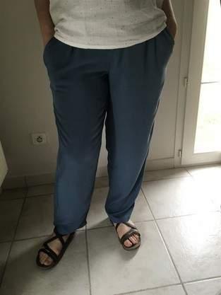 Makerist - Pantalon Philippe de Coralie Bijasson - 1