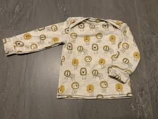 Baby Basic Shirt Gr 80
