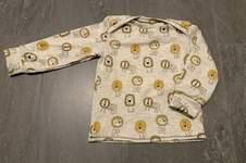 Makerist - Baby Basic Shirt Gr 80  - 1