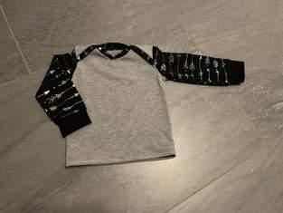 Makerist - Baby Basic Shirt Größe 80 aus Stoffreste  - 1