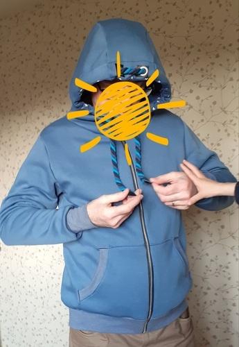 Makerist - Veste molletonnée - Créations de couture - 1