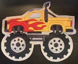 Makerist - Monstertruck - 1
