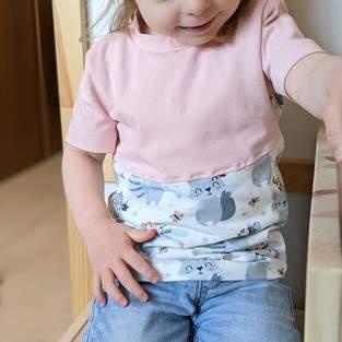 Makerist - Basic-Shirt Lina und Karli aus Jersey für Kinder - 1
