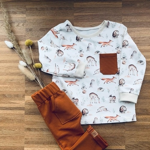 Makerist - Baby Basic Shirt - Nähprojekte - 1