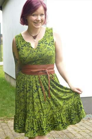 Makerist - Faye von Graustufen-Stoffe aus Viskosejersey von Nähkind - 1