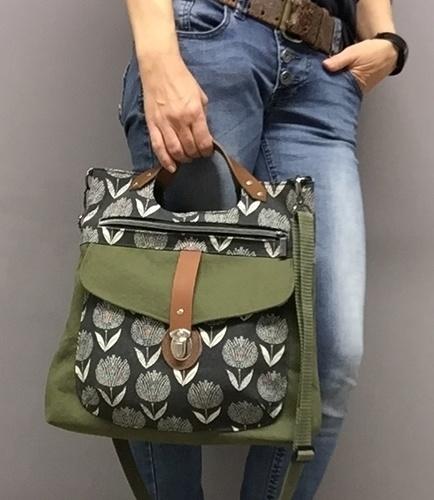 Makerist - Bag Yve - Sewing Showcase - 1