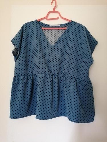 Makerist - Top misaki - Créations de couture - 1