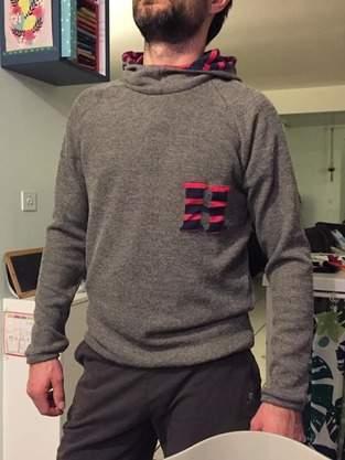 Makerist - Mr toni en jersey - 1