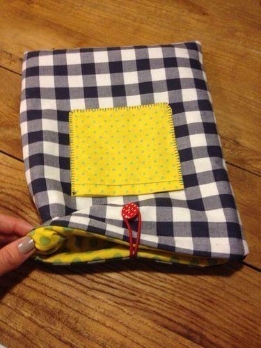 Makerist - I-Pad Tasche für die Lieblingstochter :-) - Nähprojekte - 1