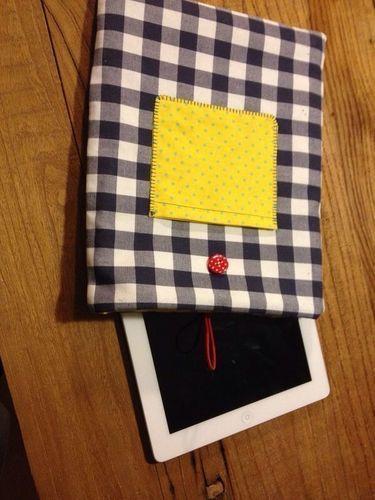Makerist - I-Pad Tasche für die Lieblingstochter :-) - Nähprojekte - 2