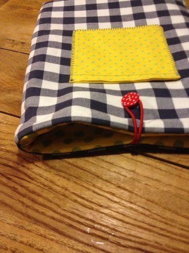 Makerist - I-Pad Tasche für die Lieblingstochter :-) - Nähprojekte - 3