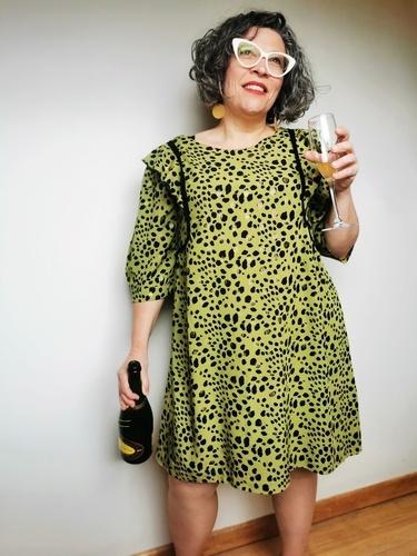 Makerist - Robe Fanny Pepsy - Créations de couture - 1