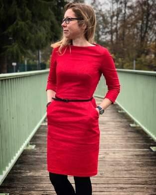 Kleid mit Retrocharme