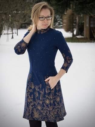 Makerist - 50s Style trifft Kleiderliebe - 1