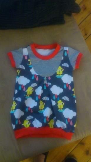 """Makerist - Mädchen-/Tochterkleid """"BALLOON.dress"""" für die Kleinste - 1"""