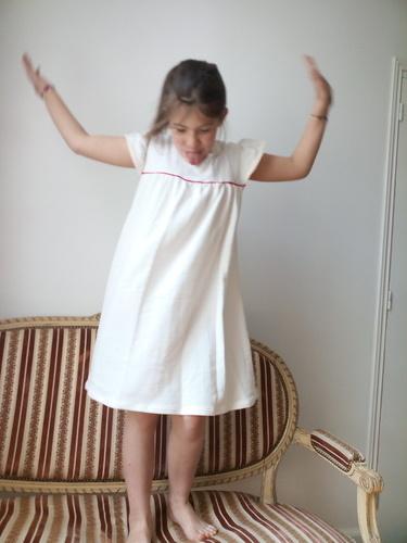 Makerist - Lombarde version robe ! - Créations de couture - 1
