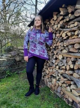 Makerist - Mrs Lieschen Reloaded Hoodie-Liebe <3 - 1