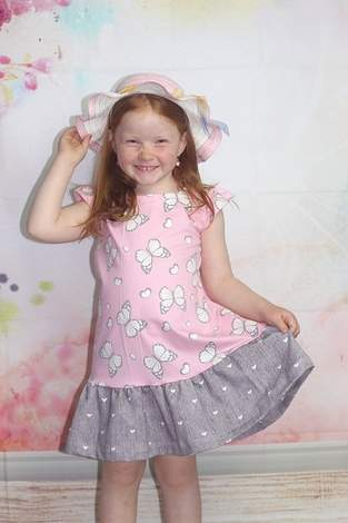 Makerist - Girly Dress, wir lieeeeben es.   - 1