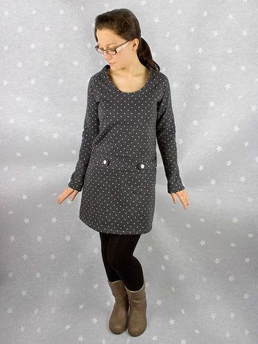 Makerist - Kleid Frau Alma - Nähprojekte - 1
