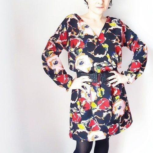 Makerist - Robe Esmée avec des manches longues  - Créations de couture - 3