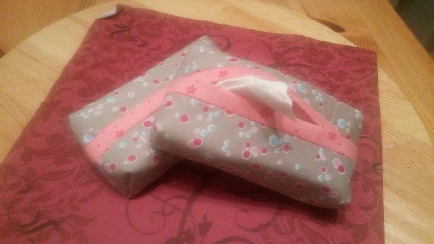 Makerist - Taschentücher-Tasche für Michaela  - Nähprojekte - 1