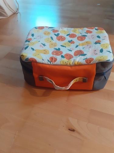 Makerist - ma version de la valise Nouméa - Créations de couture - 1