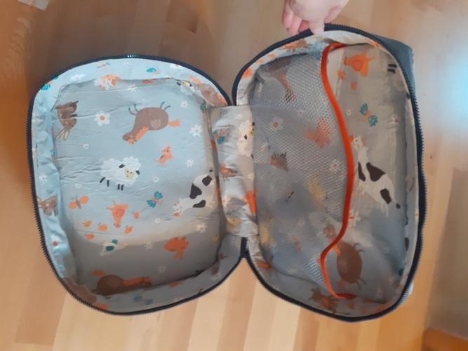 Makerist - ma version de la valise Nouméa - Créations de couture - 2