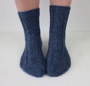 Makerist - Socks Herzlein - 1